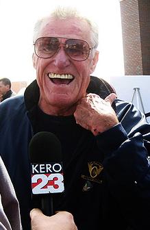 Schauspieler Charles Napier