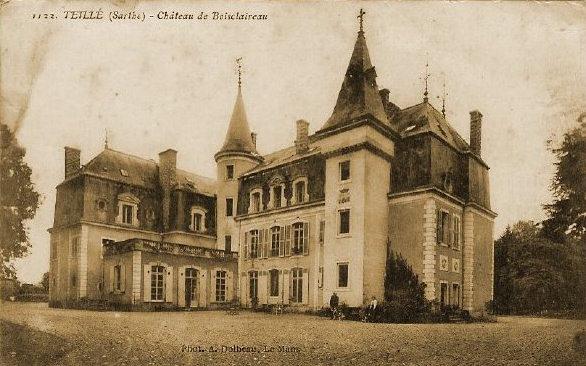 Teillé, Sarthe