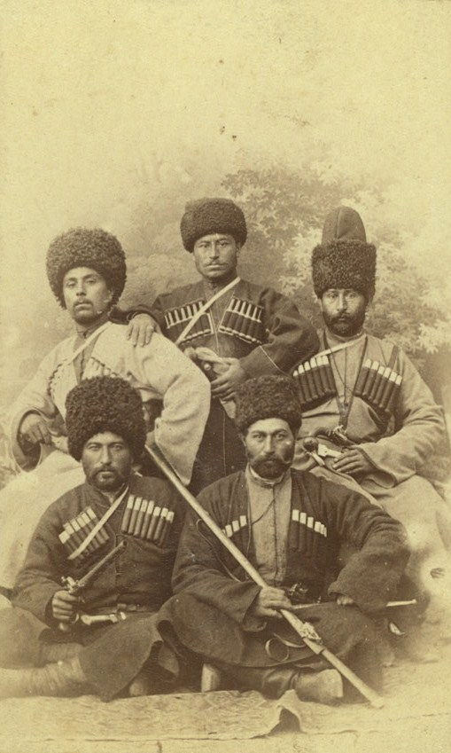 Georgian Folk Costumer - Chokha