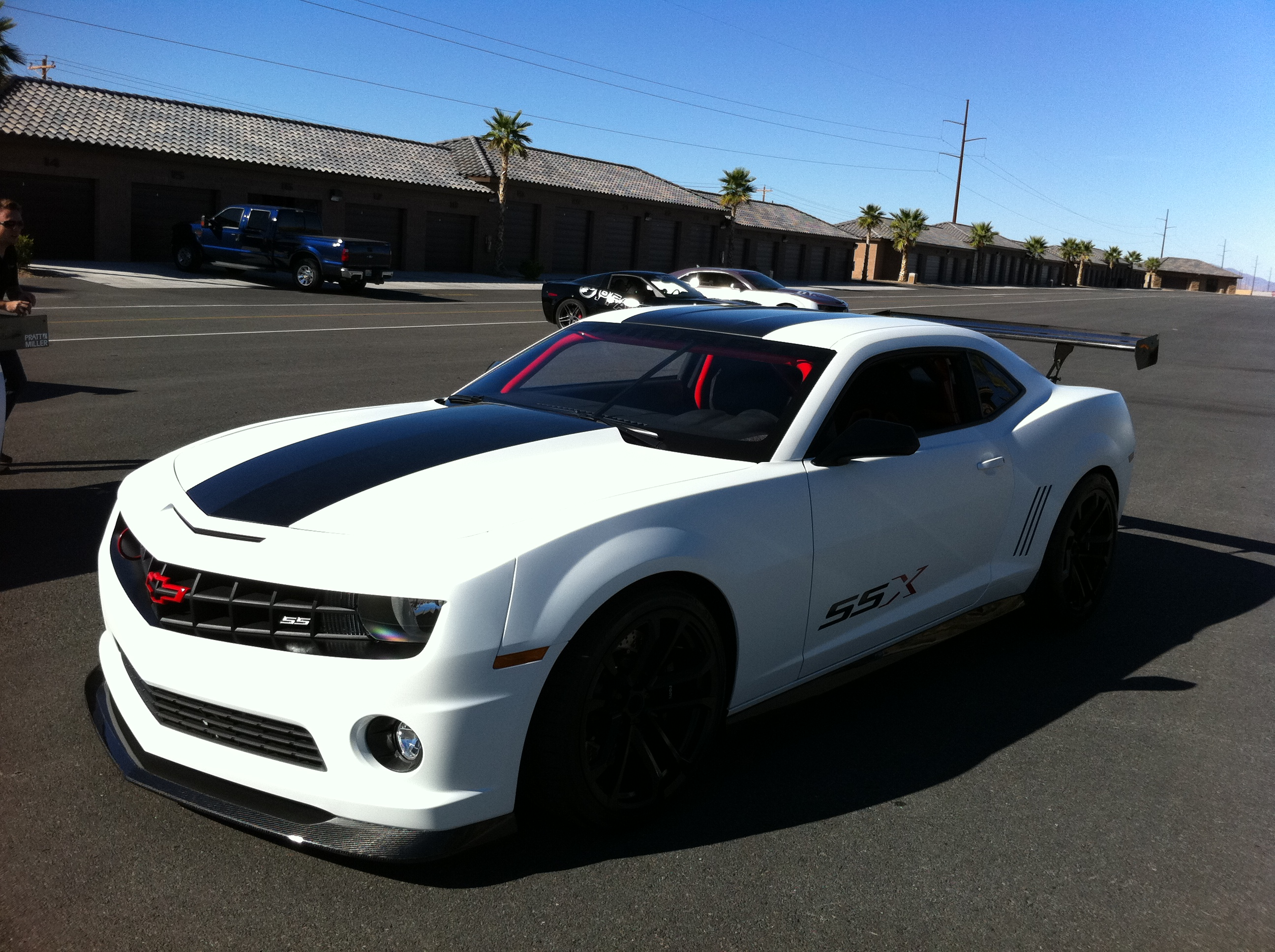 Description Chevrolet Camaro SSX.JPG