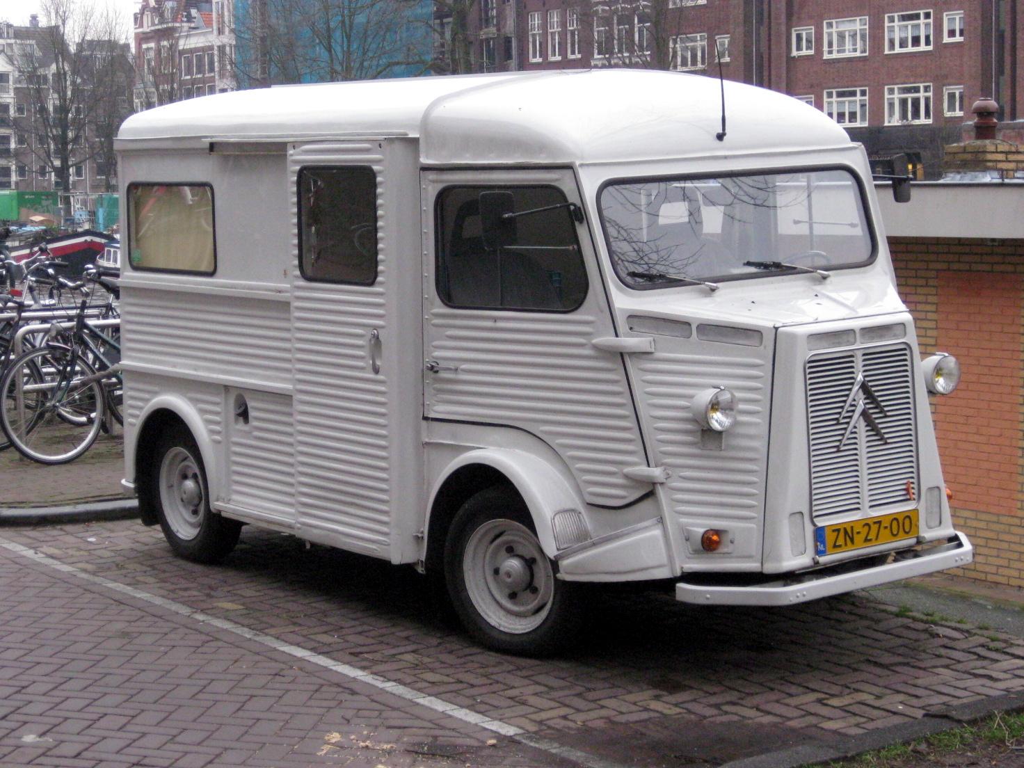 Rouen Amsterdam En Camping Car