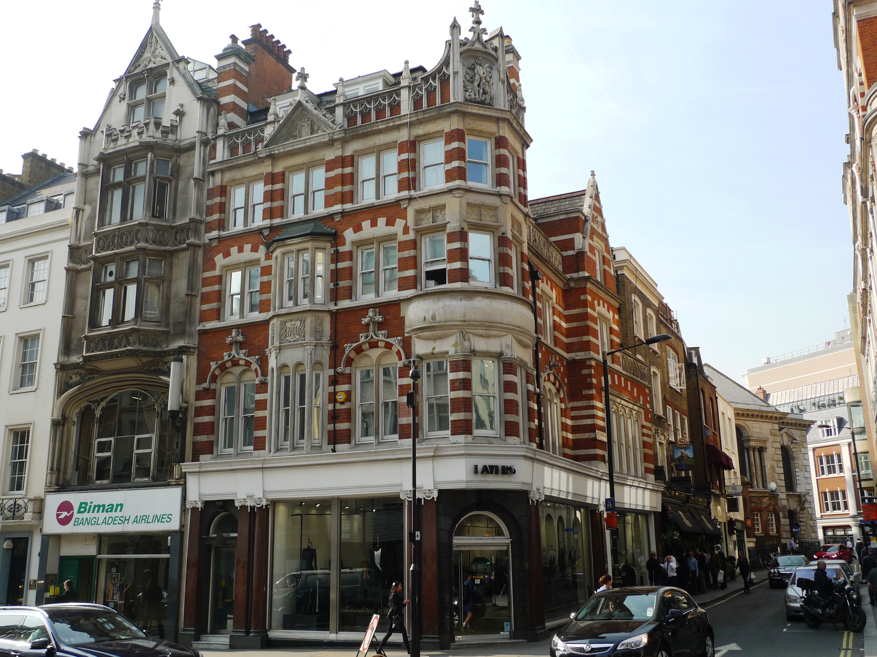 File coach and horses conduit street mayfair w1 for The mayfair