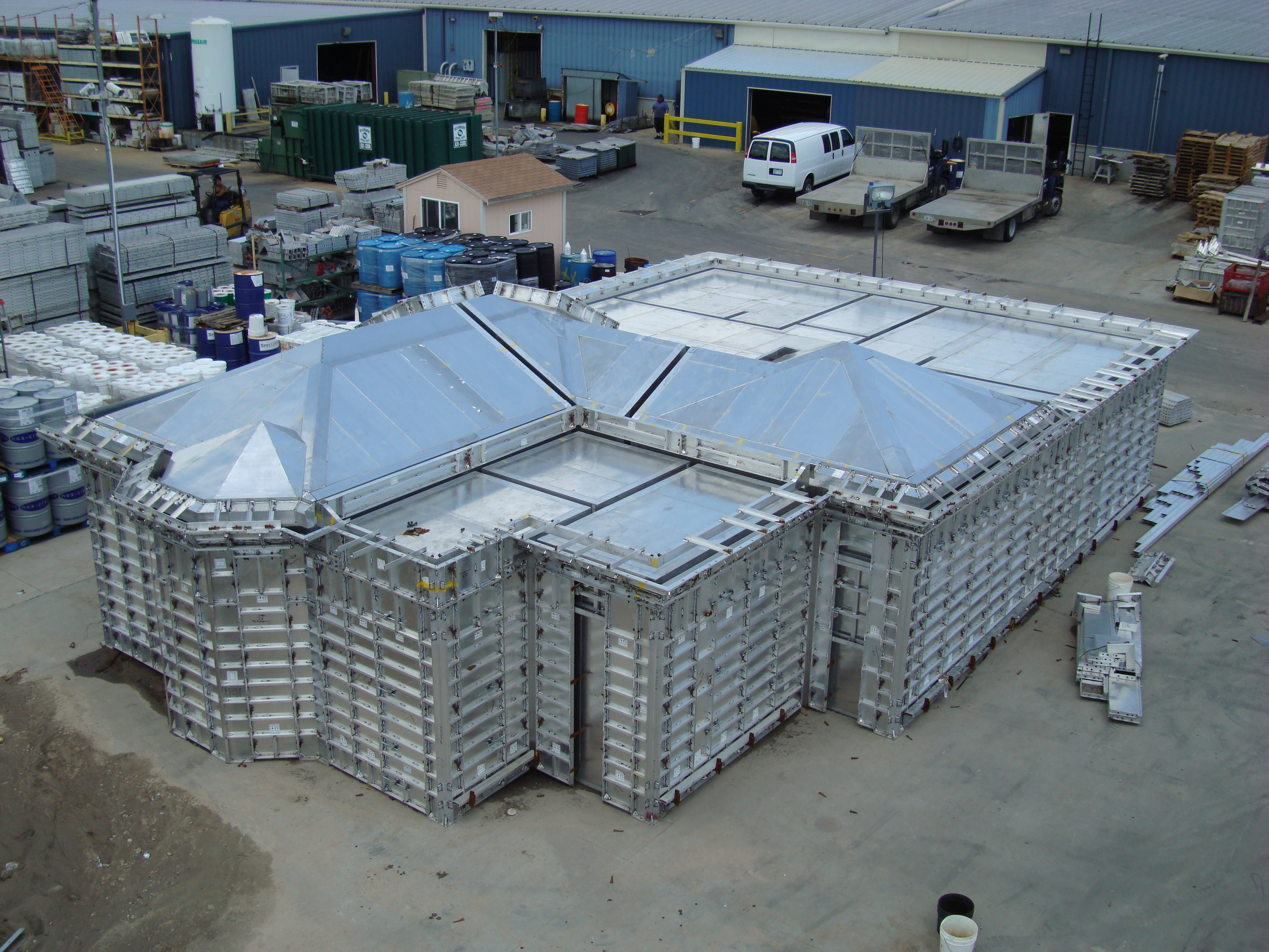 Analysis of hollowcore concrete floor slabs under fire - Betonelement