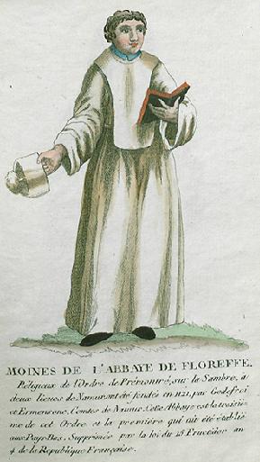Comment s'appelle la robe de moine
