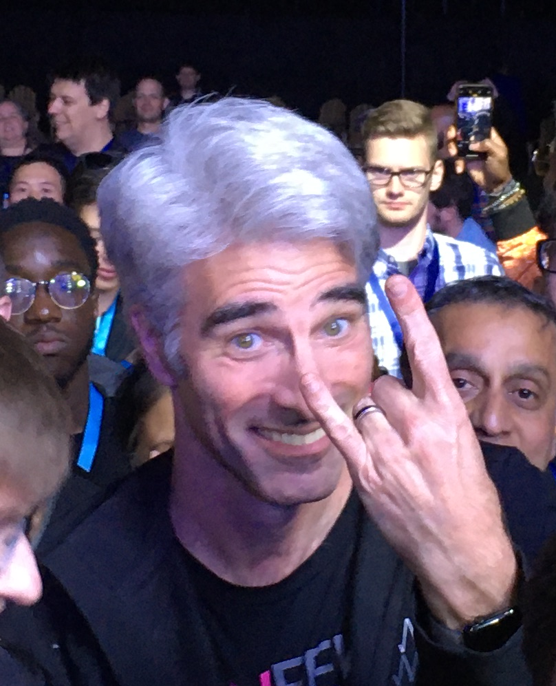 Craig Federighi Wikipedia