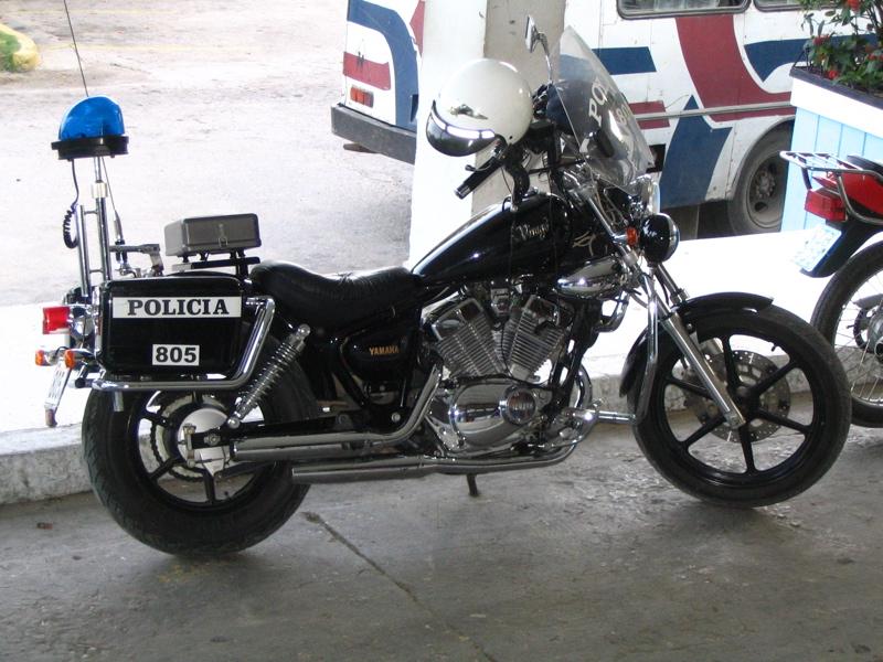Image:Cuban Police Yamaha Virago.jpg