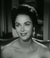 Screenshot of Dana Wynter from the trailer for...