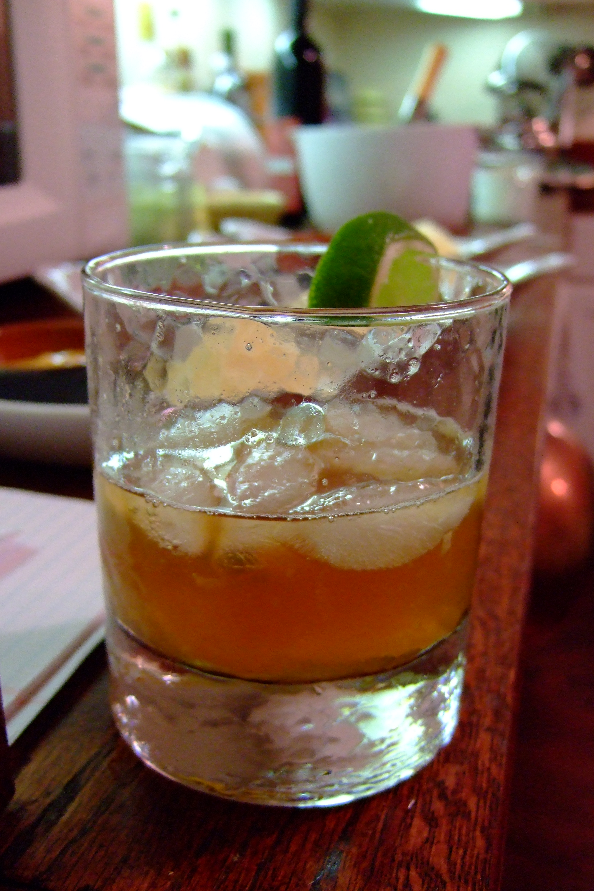 Dark and Stormy Should be Mobile's Drink | Dixie Dining