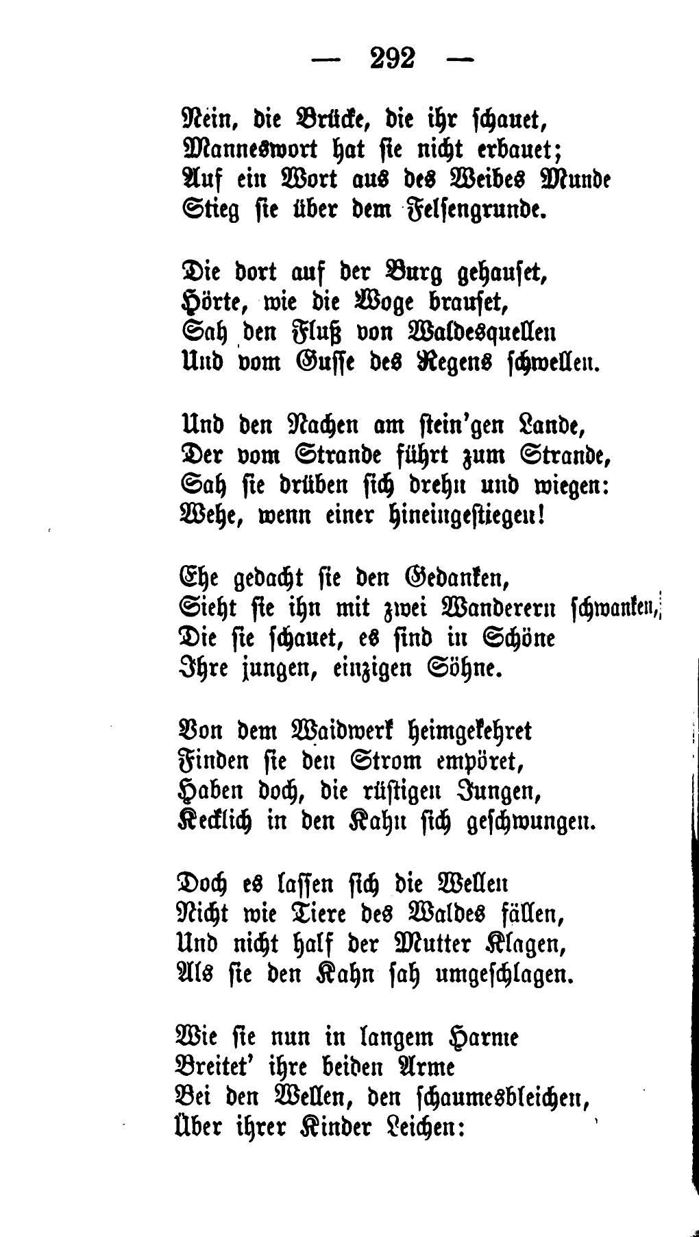 Filede Gedichte Schwab 1882 292jpg Wikimedia Commons