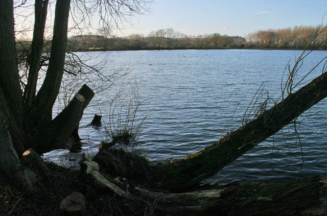 Denton Reservoir - geograph.org.uk - 1129170