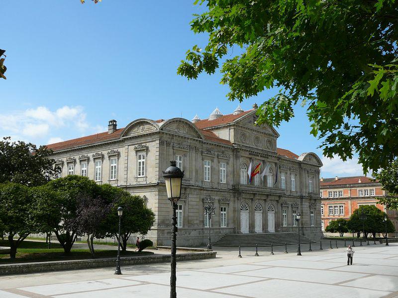 Diputaci n provincial de pontevedra wikipedia la for Servicio tecnico roca pontevedra