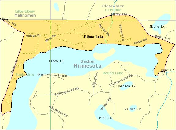File:Detailed map of Elbow Lake, Minnesota.png