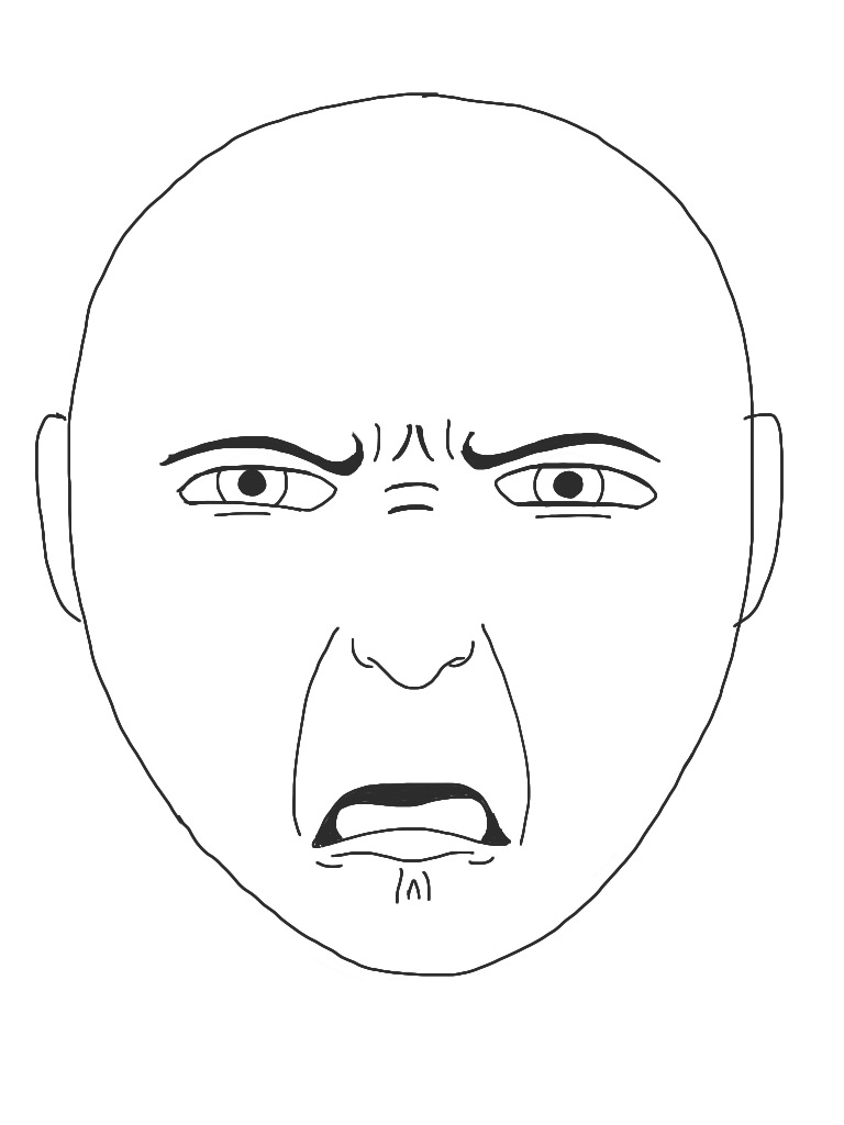 file disgusted face jpg wikimedia commons