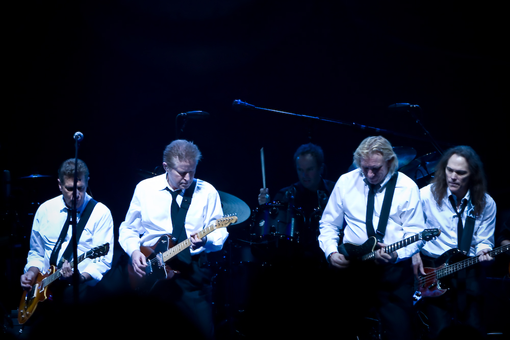 Picture of a band or musician: The Eagles