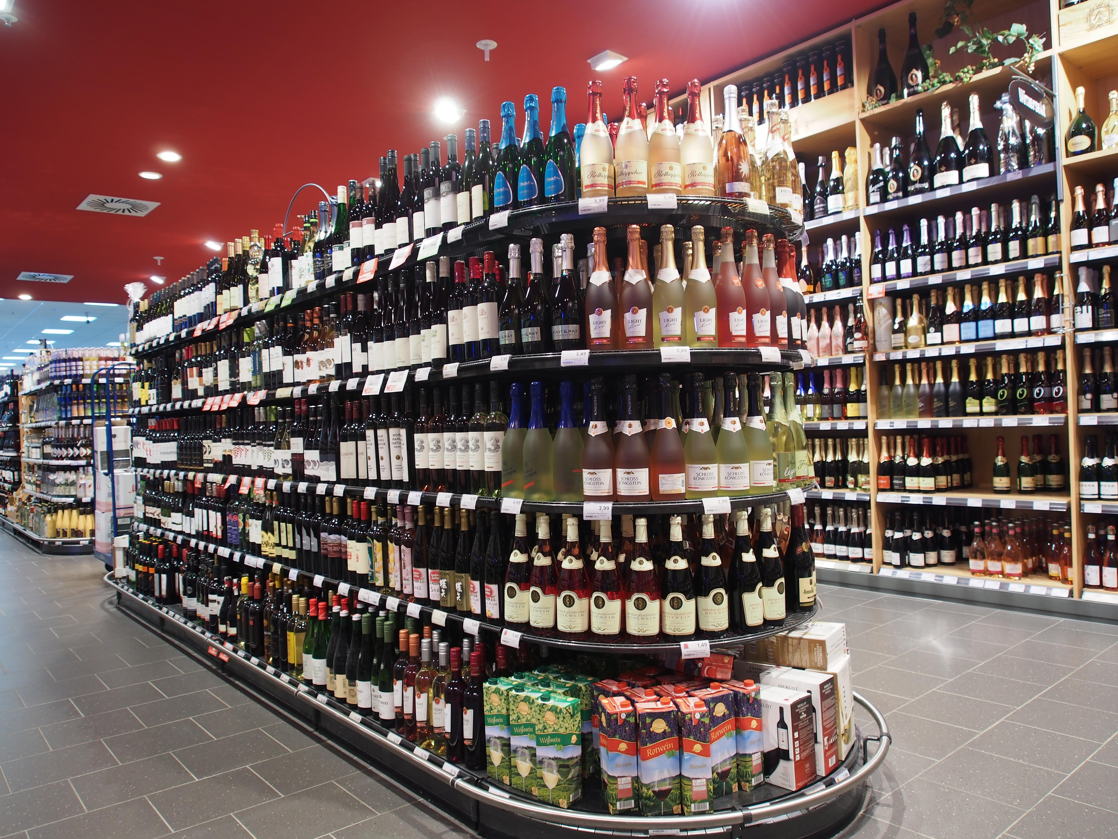 File:Edeka, Cité, Baden-Baden, Alkoholische Getränke Bild 4.JPG ...