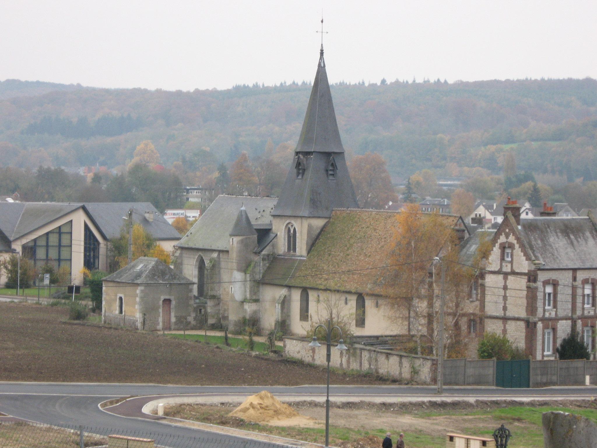 Saint-Marc sur Seine GR2 section 1