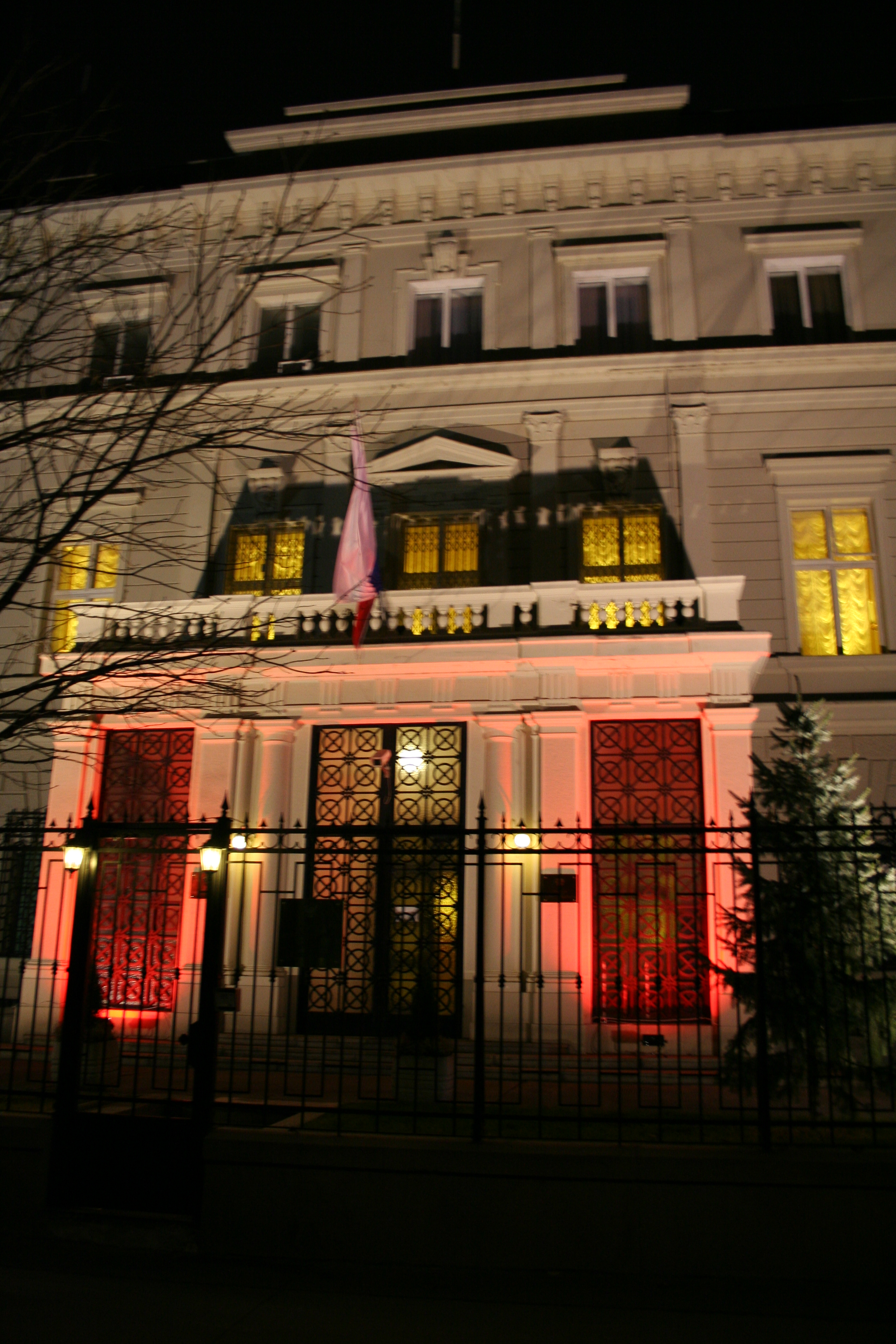 sydney russian embassy in austria