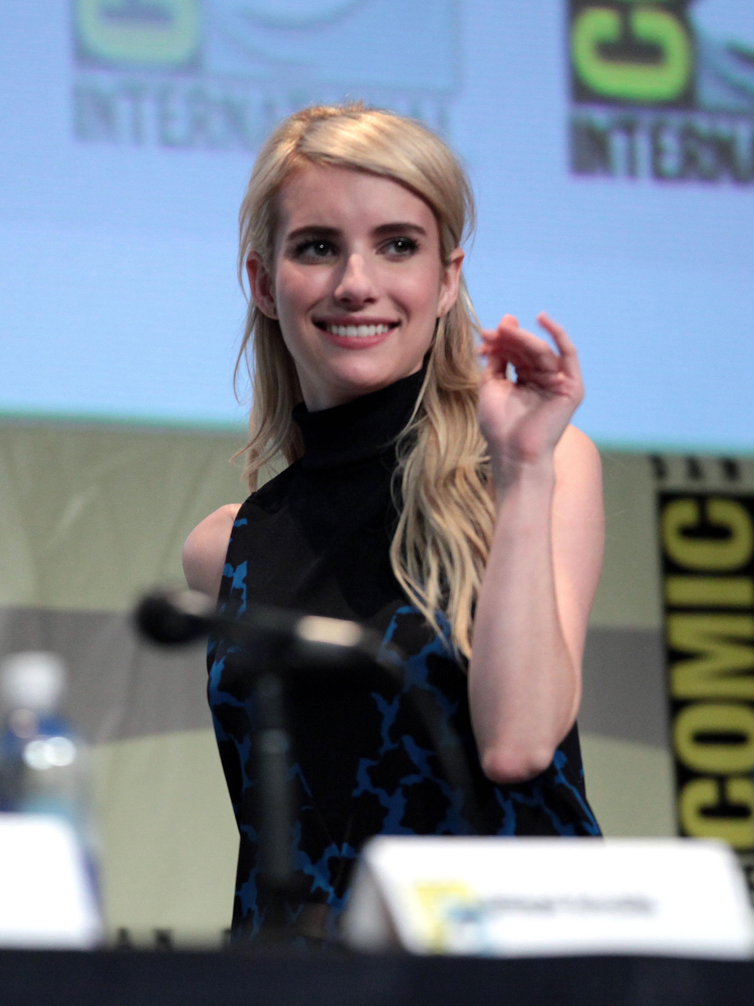 Emma Roberts Wikiquote