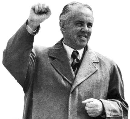 Enver Hoxha Wikicytaty