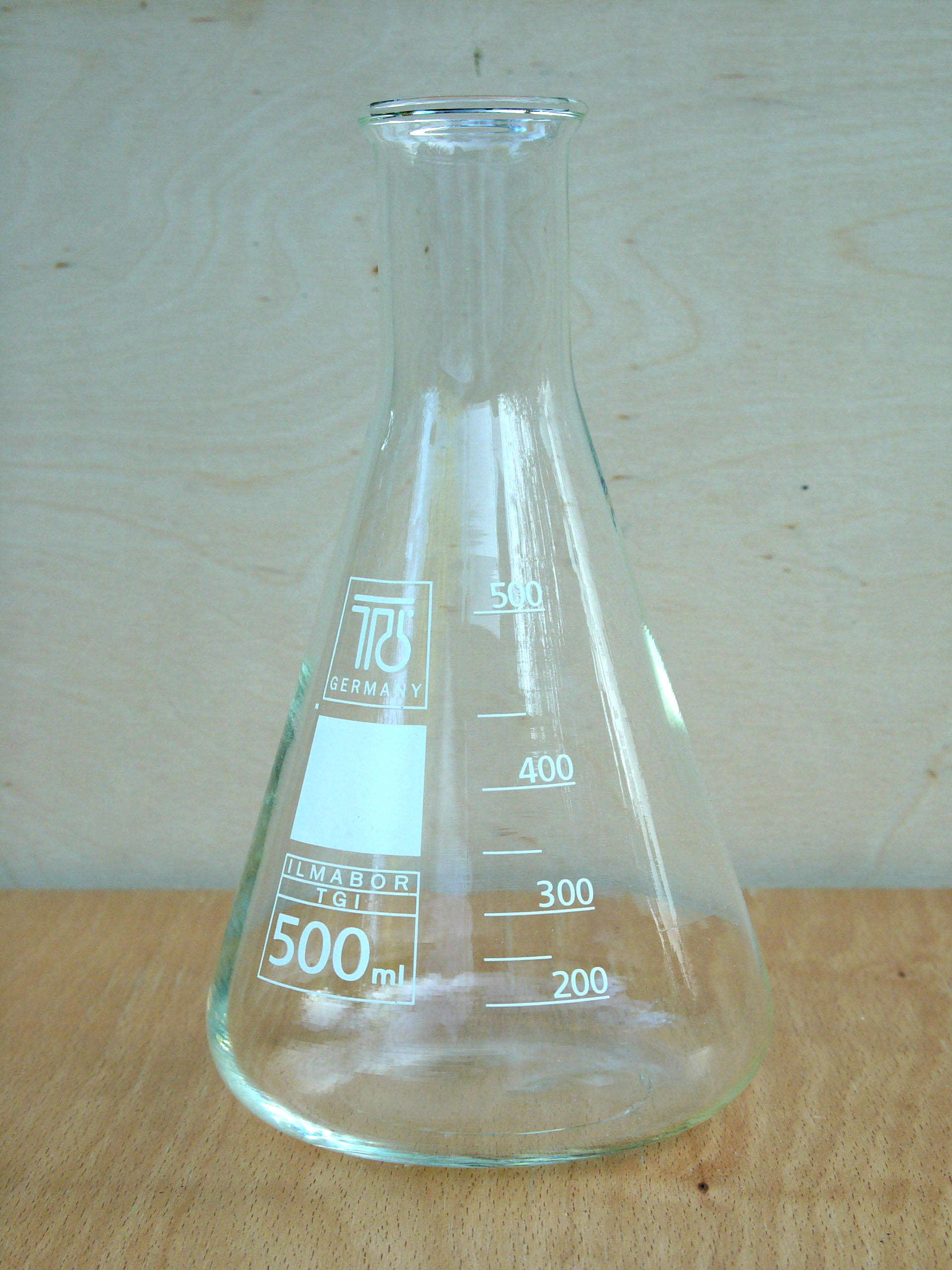 Conical Flask an Erlenmeyer Flask or Conical