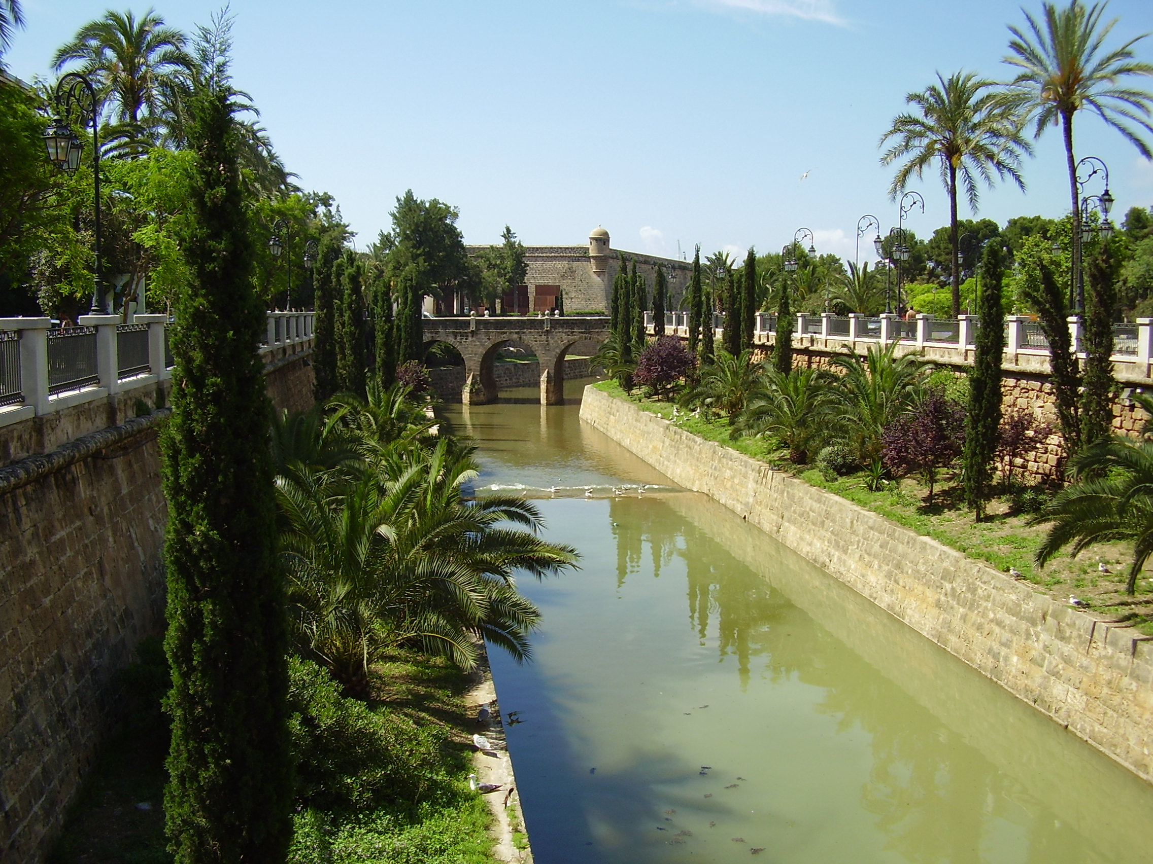 Paseo Mallorca