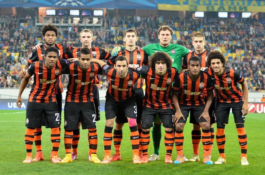 Image Result For Shakhtar Donetsk