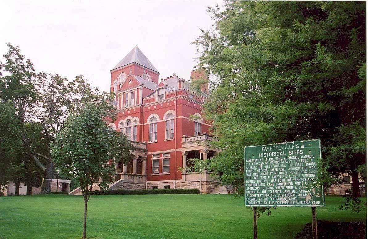 Fayette County, West Virginia - Wikipedia