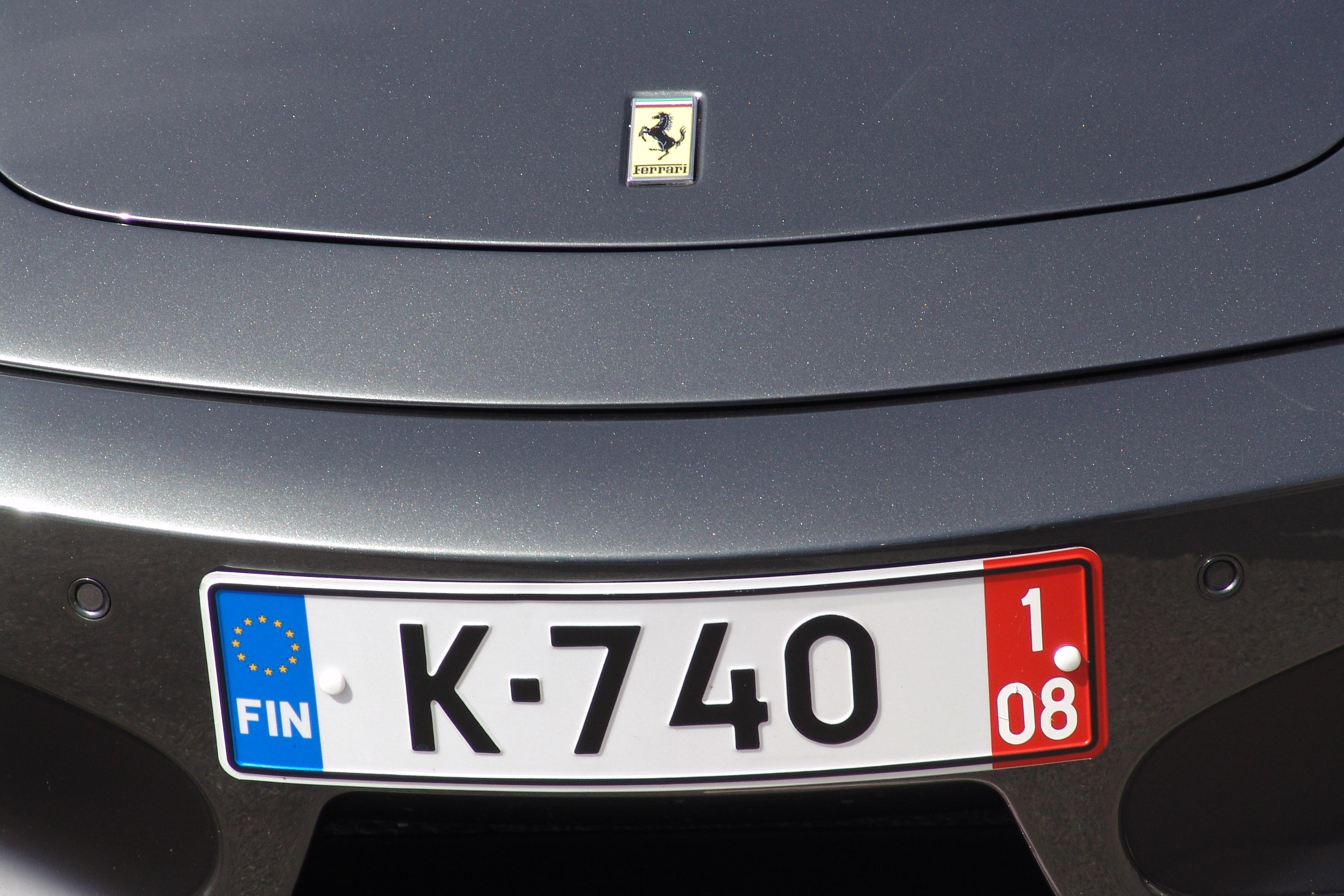Car License Plates For Sale