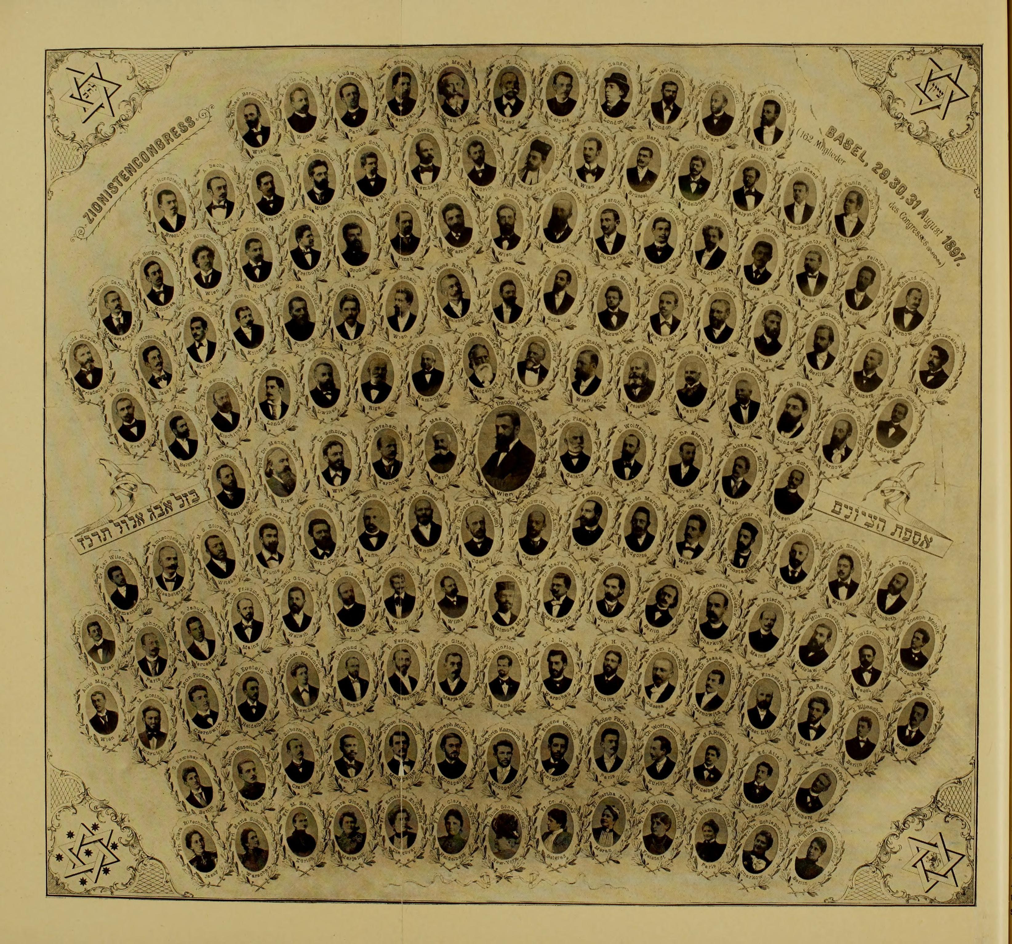 Primer Congreso Sionista