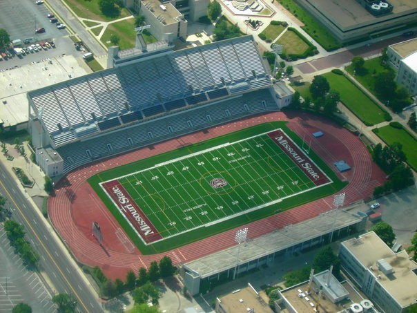 Southwest Missouri State University >> Robert W. Plaster Stadium - Wikipedia