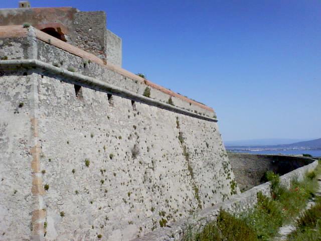 Forte Filippo, bastione est