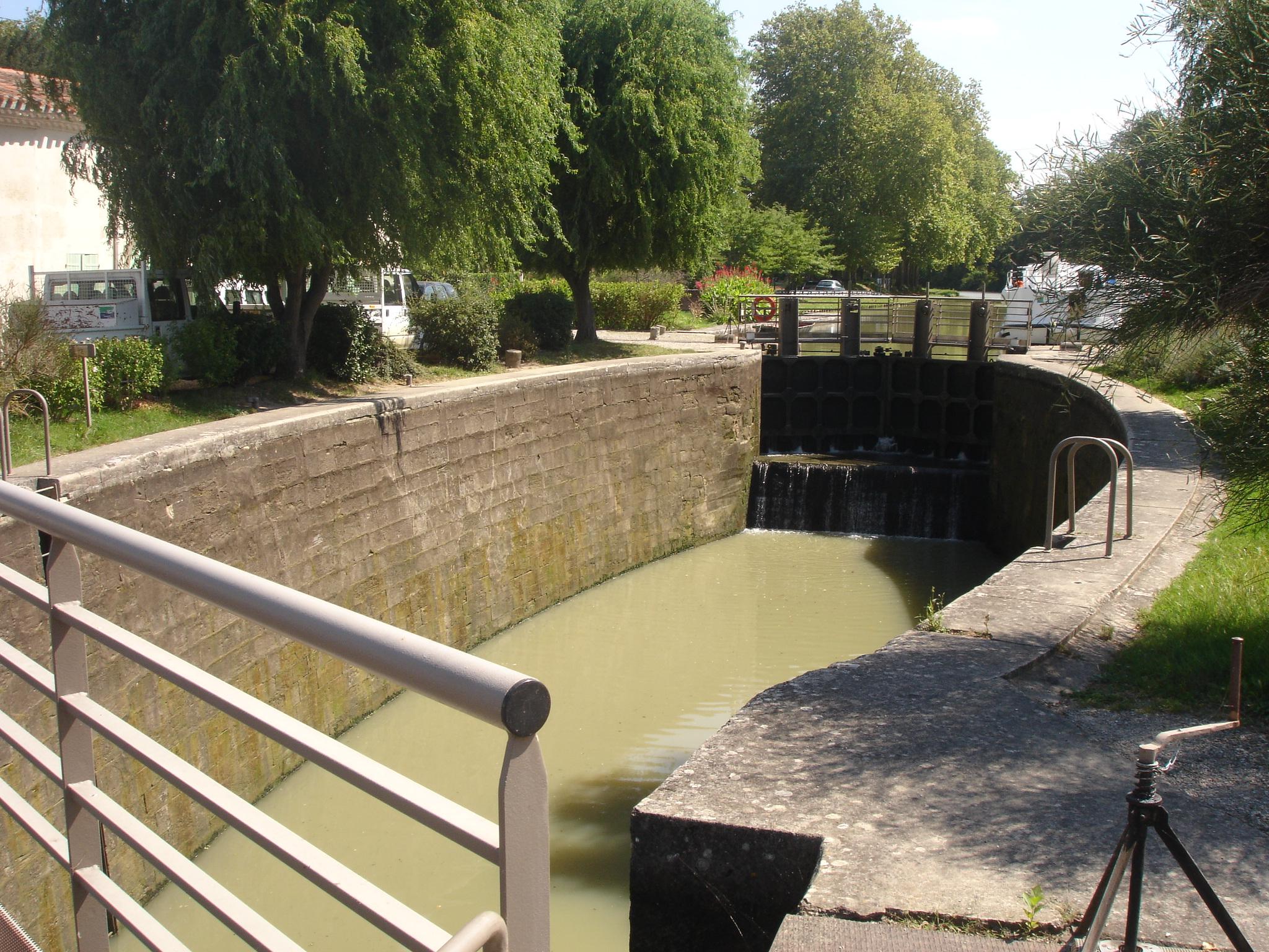 France Canal du Midi �cluse de N�gra.jpg