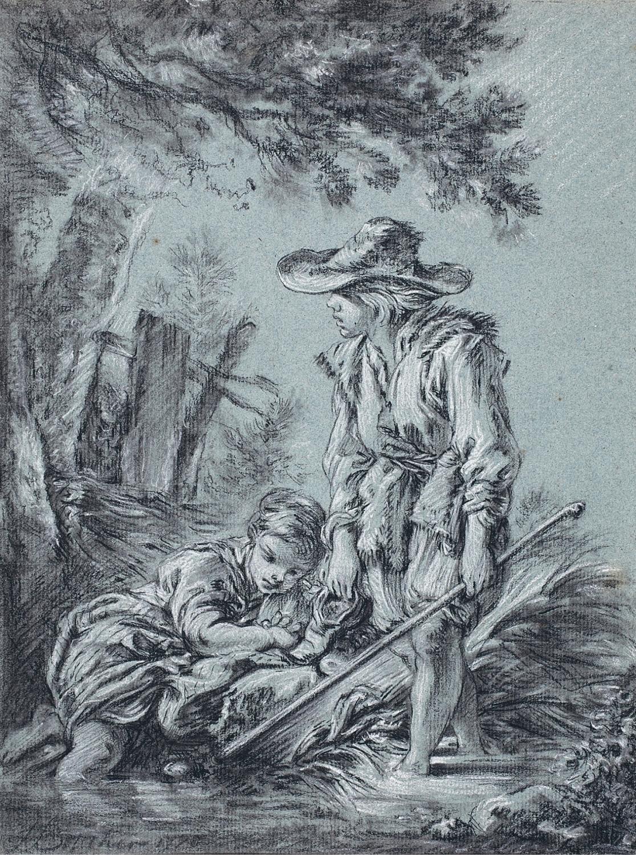 essays francais boucher pastoral François boucher's career flourished in the mid-18th century, when he was the favorite painter of louis xv's mistress, the marquise de pompadour his work enjoyed.