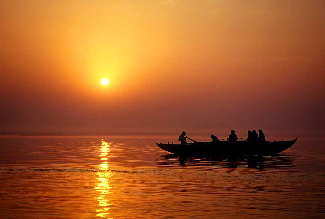 Siddhartha  d 'Hermann Hesse   Grandiose !!! Ganges_India