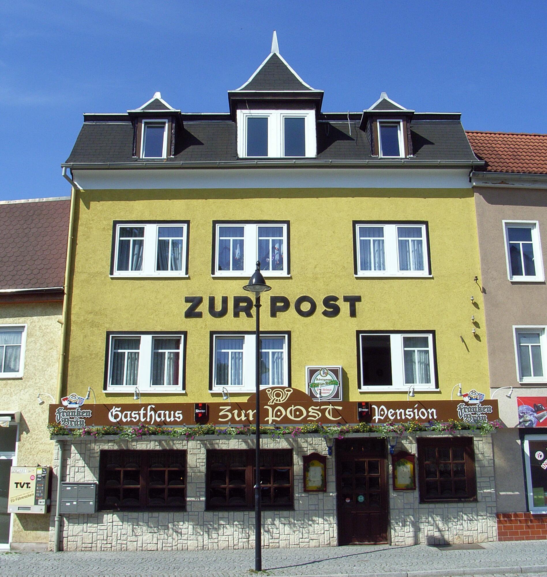 Hotel Gasthof Zu Post Eschborn