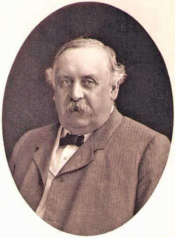 Image of George Shattuck Morison from Wikidata