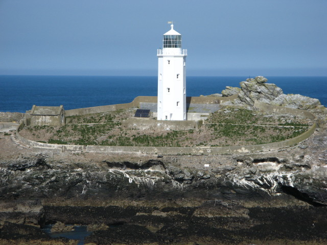 Godrevy Lighthouse, Godrevy Island - geograph.org.uk - 407138
