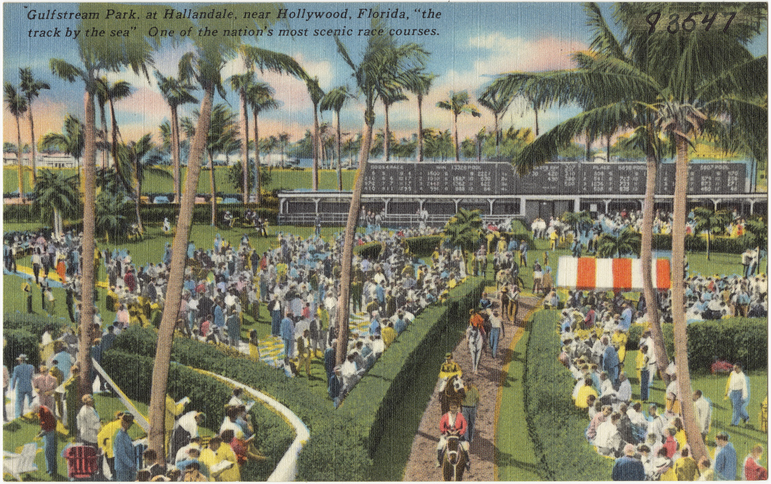 Gulfstream Park Miami Restaurants