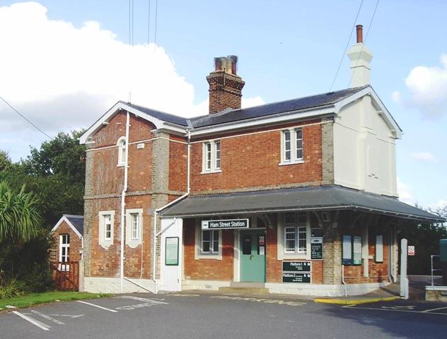 ham street railway station