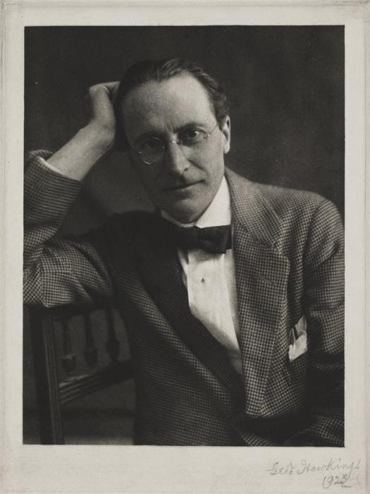 Image of Herbert Lambert from Wikidata