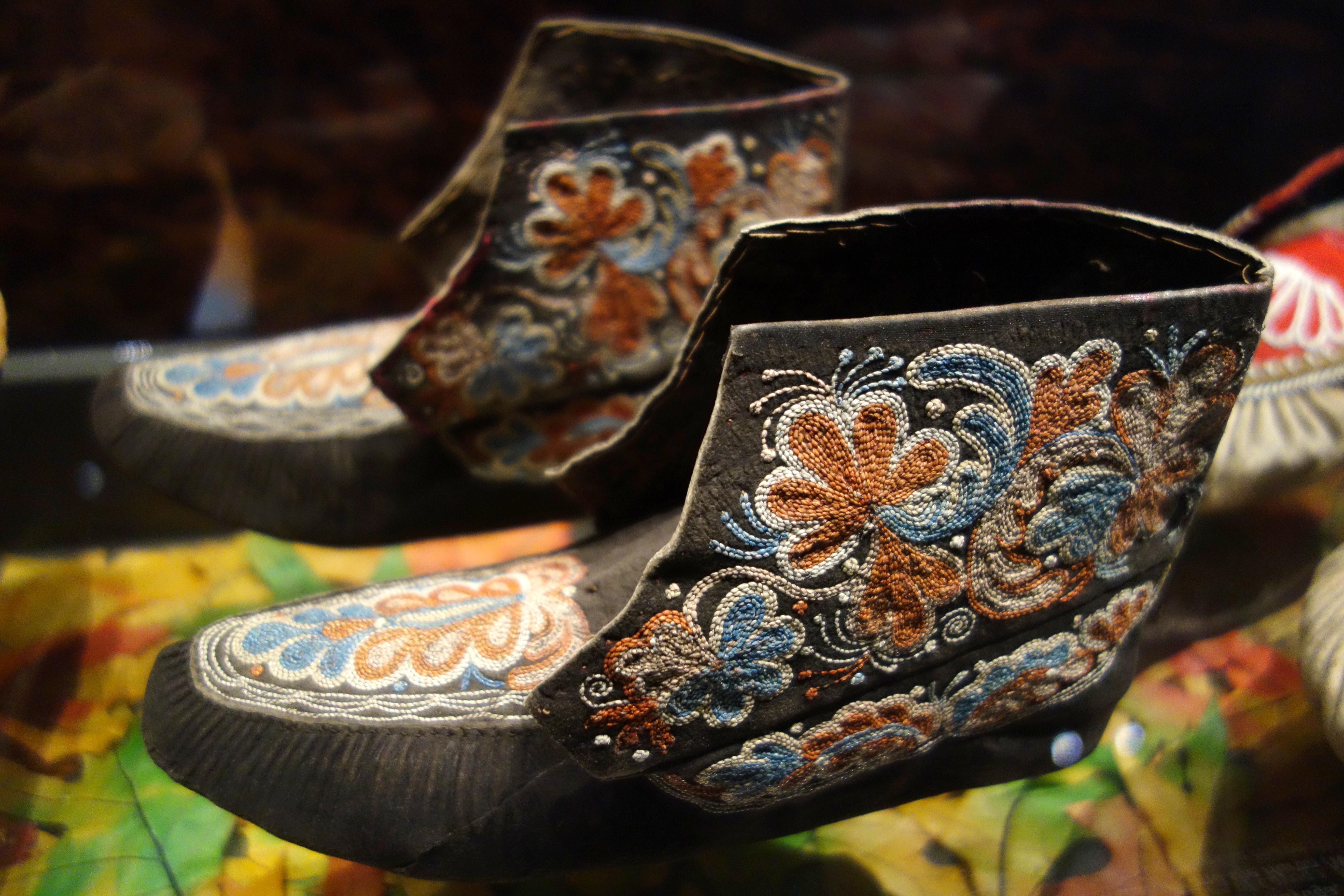 Deerskin Shoes For Sale