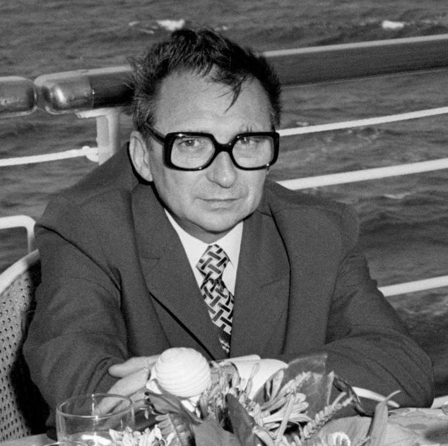 Pacepa in 1975