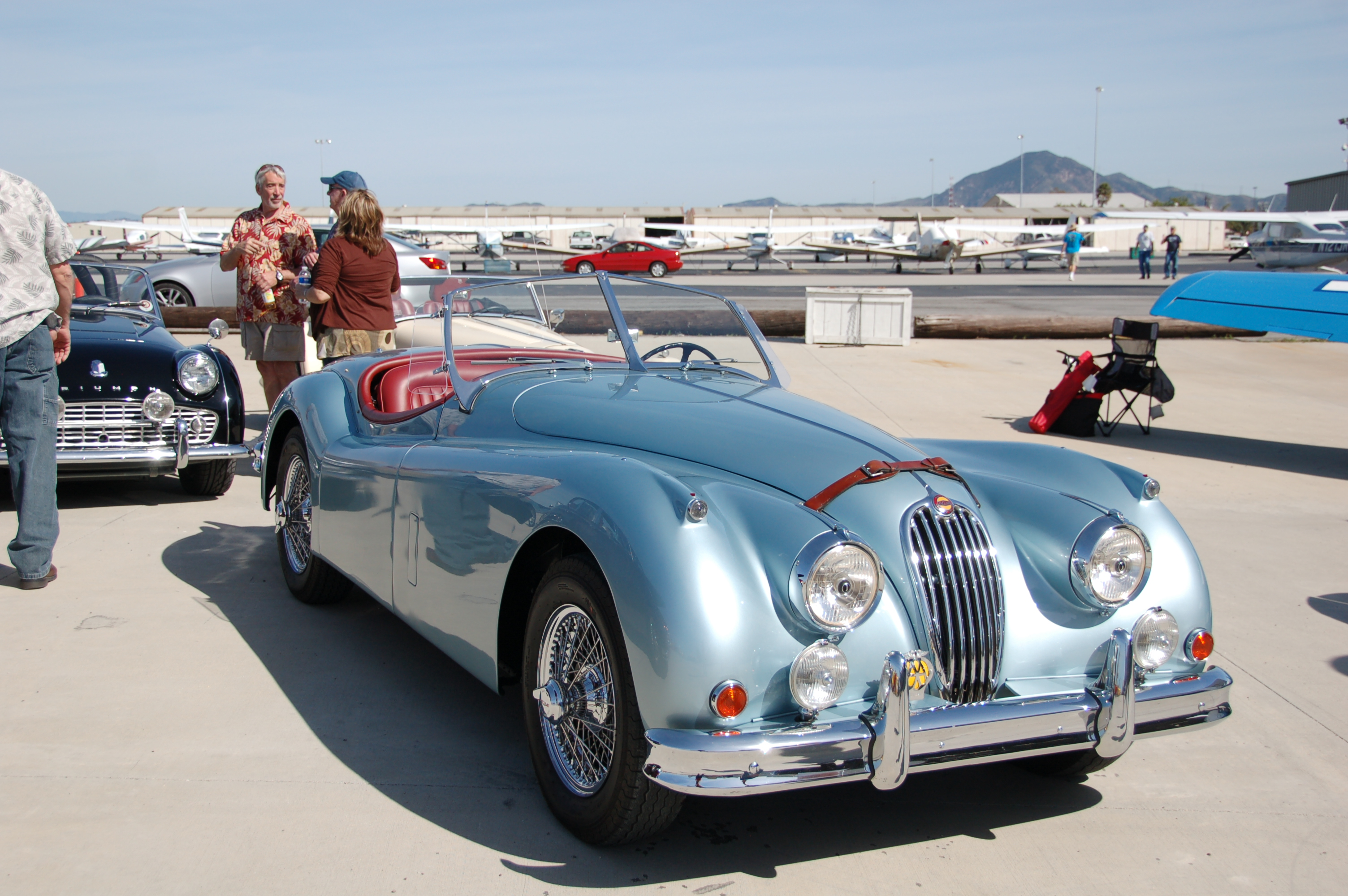 File Jaguar Xk120 Jpg Wikimedia Commons
