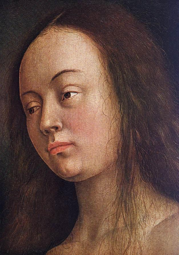 Bestand:Jan van Eyck - The Ghent Altarpiece - Eve (detail ...