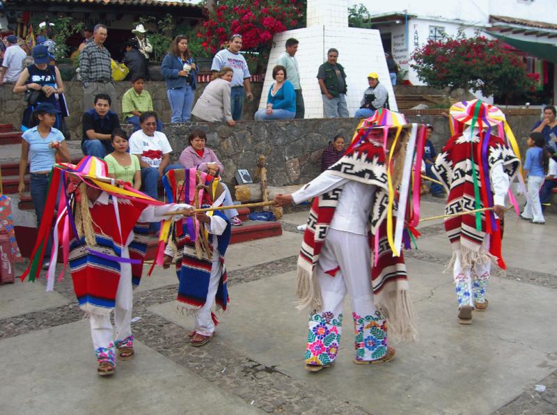 Description Janitzio Danza De Los Viejitos