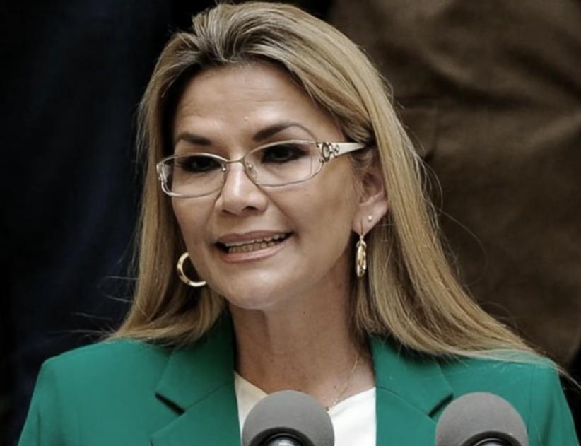 File:Jeanine Añez en discurso del 22 de enero de 2020.png - Wikimedia  Commons