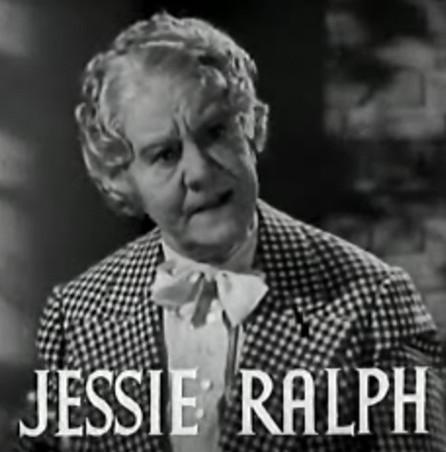 Jessie Ralph Jessie Ralph Wikipedia