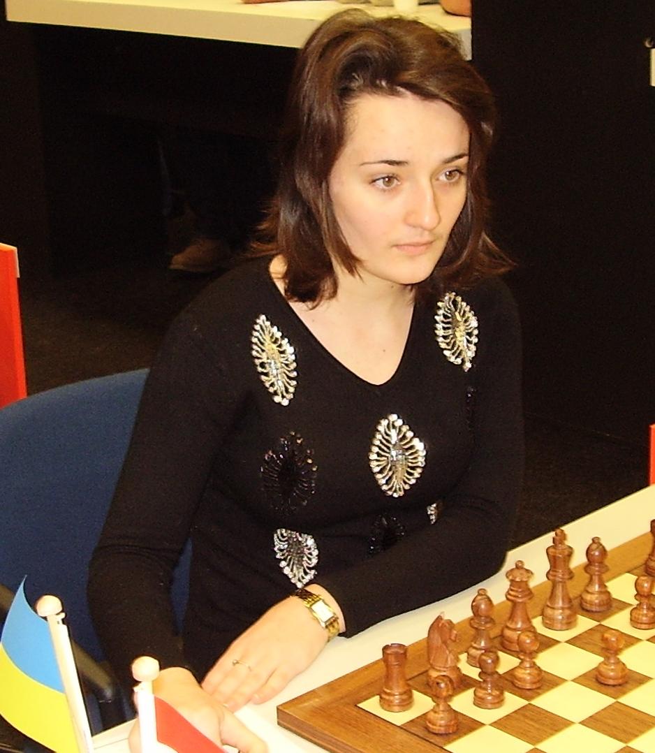 Kateryna Lahno - Wikipedia