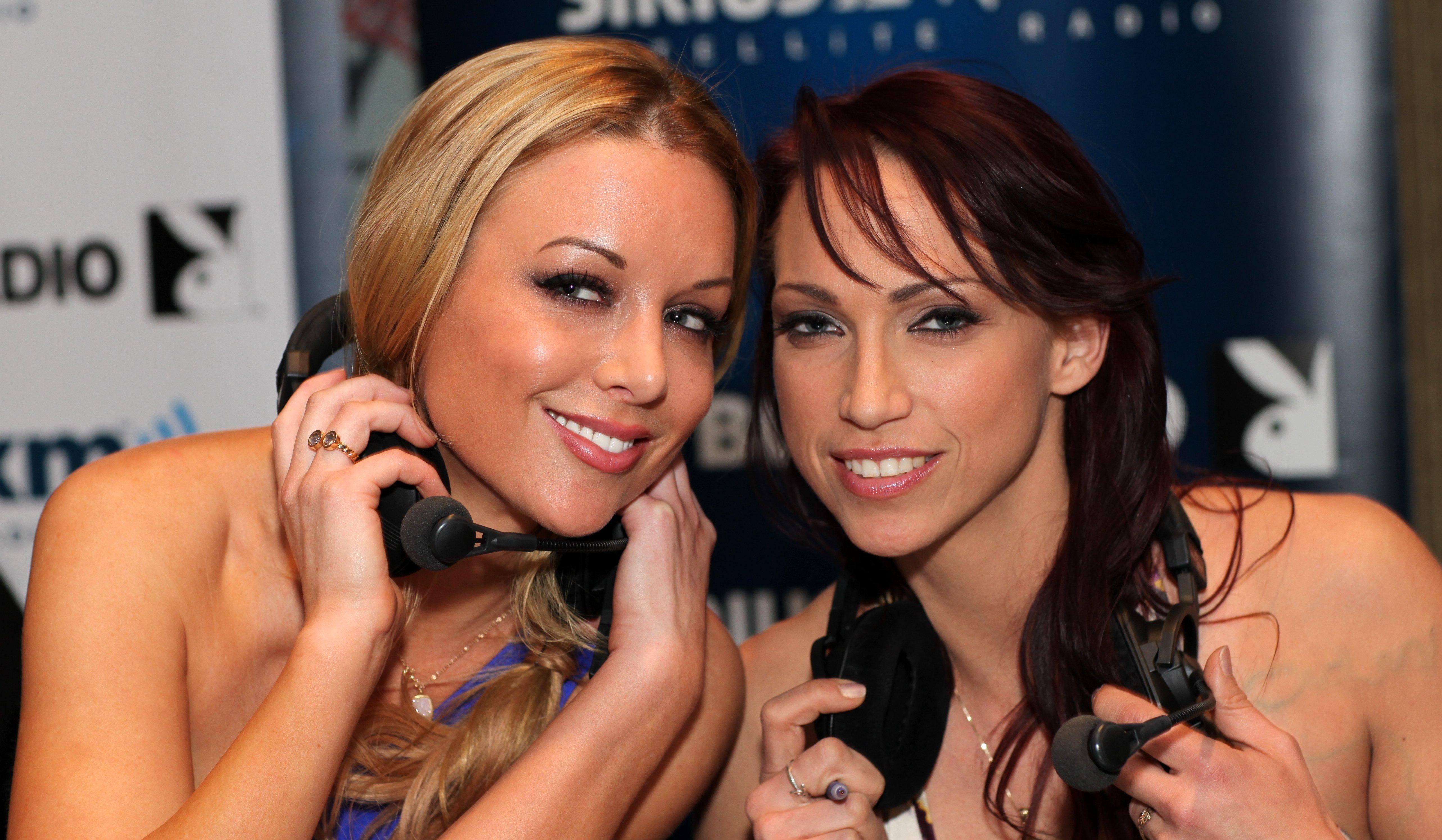 Playboy girl of radio