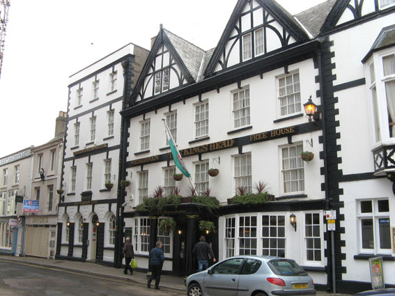 Kings Head Hotel Monmouth Wikipedia